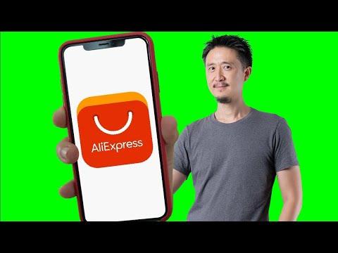 สั่งของจากจีน EP3 - วิธี สั่งของ ALIEXPRESS ง่ายๆโดยใช้มือถือ (2021)