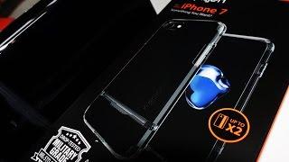 [아이폰 7] 슈피겐 플립 아머 케이스 (카드 수납부)