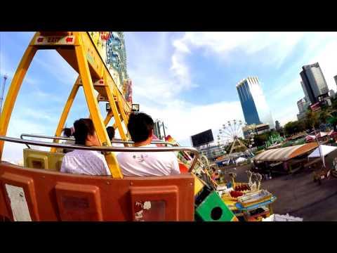 เครื่องเล่น Stern von Rio - สวนสนุก Global Carnival 2016