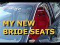 Drift Car Got Red Bride Seats - BMW E46 330i