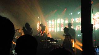 Bonobo - First Fires (Featuring Chet Faker) - Live @ Fox Theater, Atlanta GA