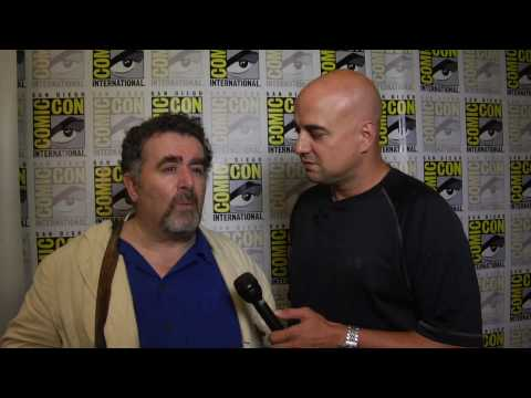 Saul Rubinek (Artie) interview for Warehouse 13 at Comic Con 2010