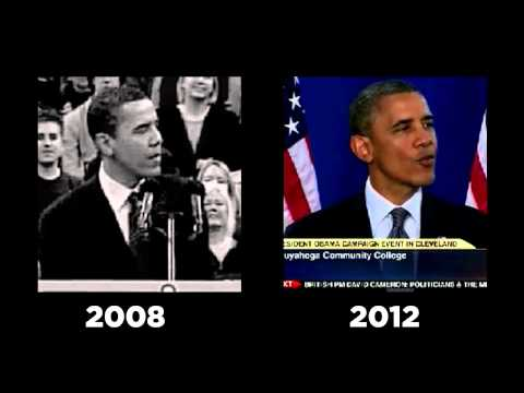 We've Heard It All Before, No Obama in 2012