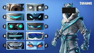 ADIVINA LA EYES OF THE SKIN - VERY DIFFERENT - FORTNITE CHALLENGE tusadivi
