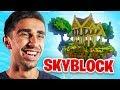 A NEW SERIES! - Minecraft SKYBLOCK #1
