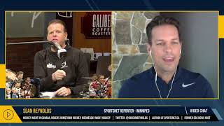 Sportsnet's Sean Reynolds on Winnipeg Jets and Patrik Laine Drama, MORE! | RP Show Oct 22, 2020