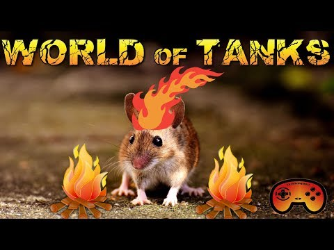 "Meine Maus brennt..... #760 World of Tanks auf ""Deutsch/German"" thumbnail"