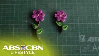 Quilling Simplified in 4 Easy Steps