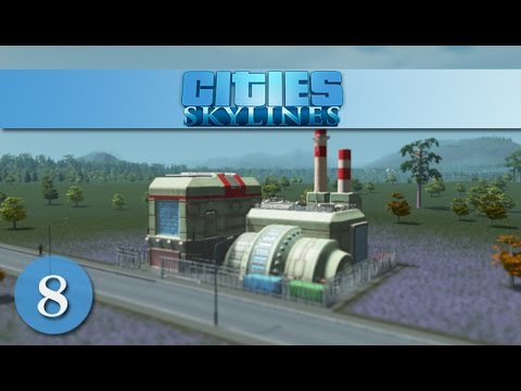 Cities Skylines - #8 - Hide the Shame