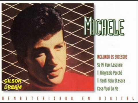 Michele - Se mi vuoi lasciare.wmv