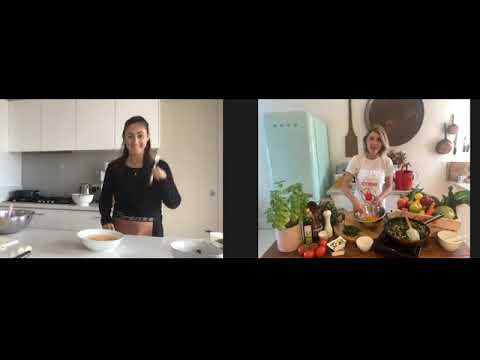 Cook along with Courtney Roulston