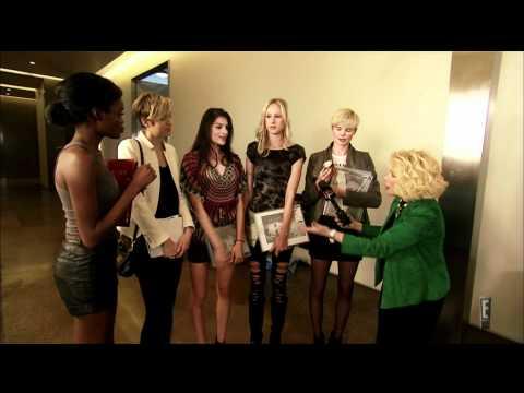 David Meister on Fashion Police - Sandpiper's Fashion Show