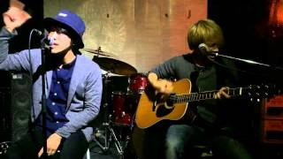 18.12.2014 @ Sound kitchen qupe 「いのちの唄」 This was before the ...