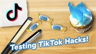 Trying & Testing Viral TikTok Food Hacks And Rating Them