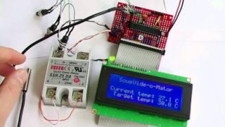 Arduino Playground - PIDLibraryConstructor