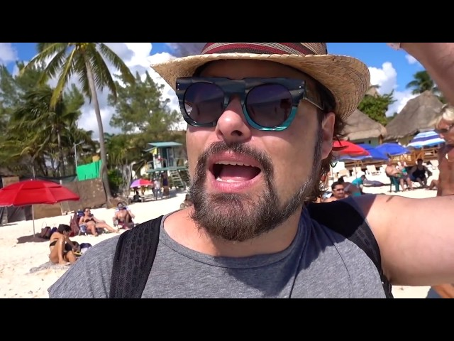 George Pop S2   EP2 Playa del Carmen, MX