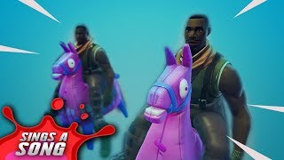 Kanye and Lil Pump - I Love It Fortnite Season 6 Parody Song