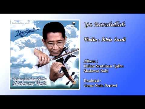 Ya Rasulullah - Idris Sardi (solo biola)