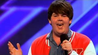 Craig Colton's audition - The X Factor 2011 (Full Version) thumbnail