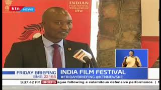 Kenyan Film Industry incorporates India\'s Bollywood
