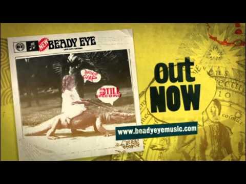 Beady Eye 'Different Gear, Still Speeding' - TV Ad