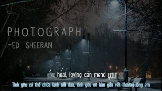 Download lagu Photograph Ed Sheeran Kara Vietsub