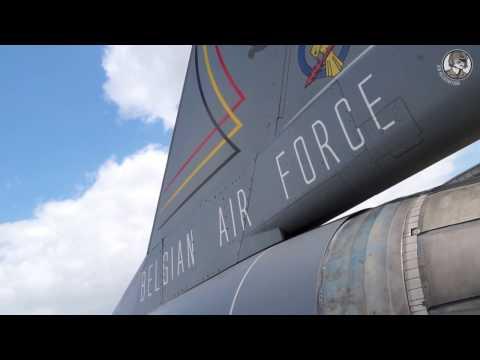 Helidays 2017 - Belgian Air Force Commander on Belgium's F-16s replacement program