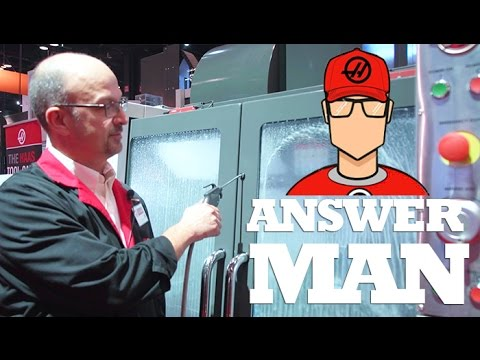 Clear coolant from your windows with Window Blast – Ask the Haas Answer Man