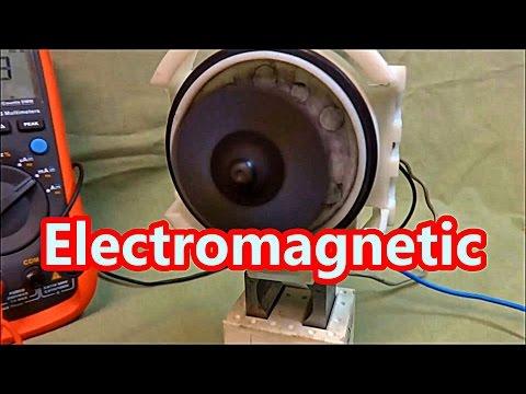 Amazing High Efficiency Magnet Motor!