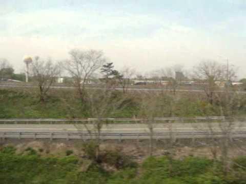 Amtrak 93 from New York Penn Station to Newark Penn Station