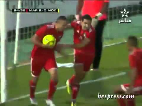 Maroc 4-0 Mozambique Enfin La Can