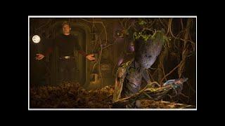 В новом трейлере фильма «Мстители: Война бесконечности» подросток Грут грубит Звездному Лорду / Союз