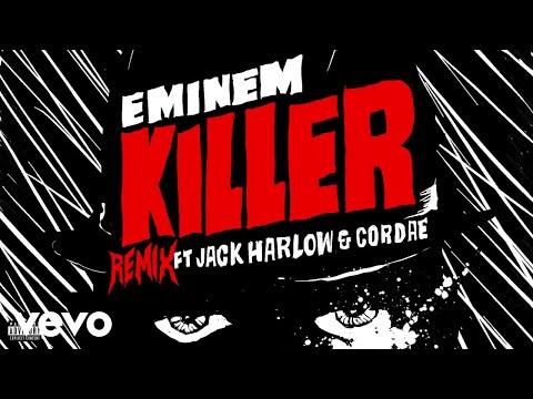 Download Eminem - Killer (Remix) [Official Audio] ft. Jack Harlow, Cordae