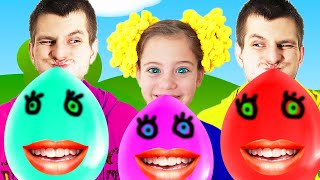 The Balloon Song | Kids Song | Children's Educational Video
