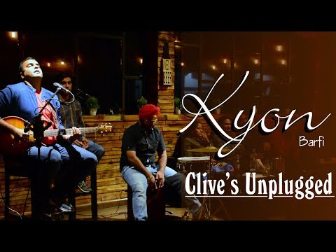 Kyon | Unplugged Live Cover | Papon | Sunidhi Chauhan | Clive Ansley