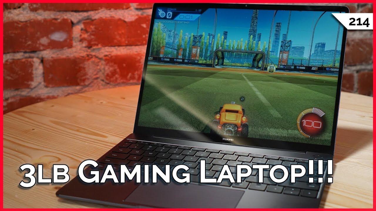 2 8 Pound Gaming Laptop: Huawei MateBook 13! Earbuds Under
