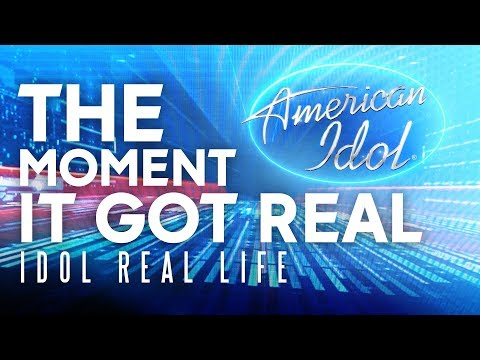 Idol Real Life, Episode 2: The Moment It Got Real - American Idol 2018 on ABC