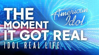Idol Real Life, Episode 2: The Moment It Got Real - American Idol on ABC