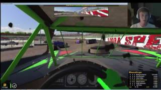 CAN I GET A WIN! Drift Life - Dirt Late Models : iRacing