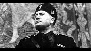 Бенито Муссолини. Жизнь и смерть