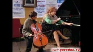 Видео прикол  На уроке музыки    Городок
