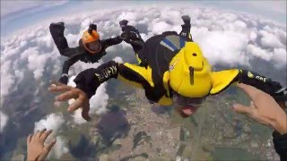 Skydive AFF level 3