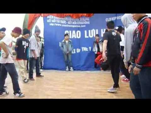 XTO - Boty 2010 (Giao luu giua cac bboy tinh Nam Dinh va bboy huyen nha Xuan Truong)