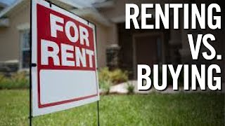 RENTING VS BUYING A HOUSE 🏠 Is Renting A Waste Of Money?