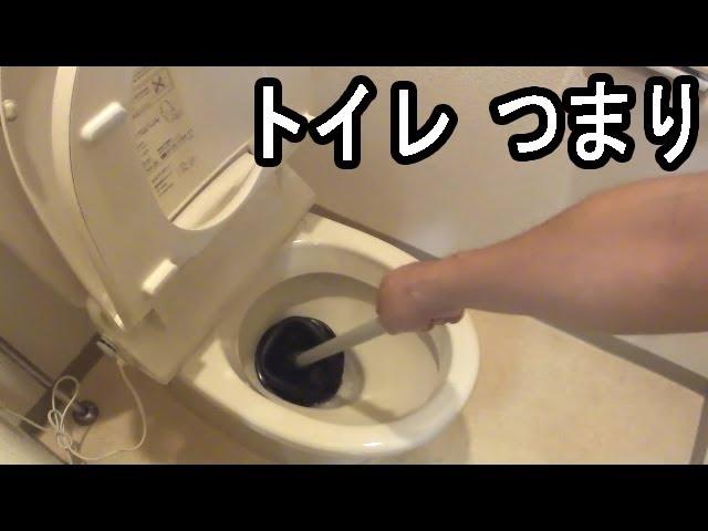 トイレ 詰まっ た 時 スッポン ない