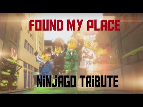 Found My Place  Ninjago Tribute
