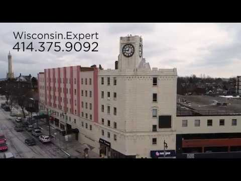 Iconic Milwaukee Buildings | The Milwaukee Clock Tower Building | Wisconsin Real Estate