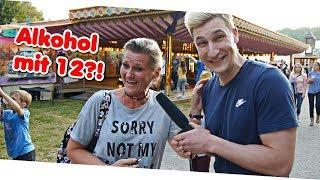 Haben UNSERE ELTERN wirklich später mit dem ALKOHOL angefangen? 😯🍹 STREET COMEDY |urgeON