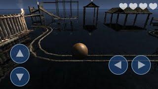 My second gaming video || Extreme Balancer 3 || Ball balancing game ||