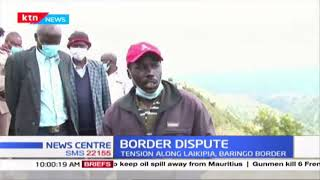 Dispute mounts between Laikipia and Baringo counties over ownership of a piece of land at the border